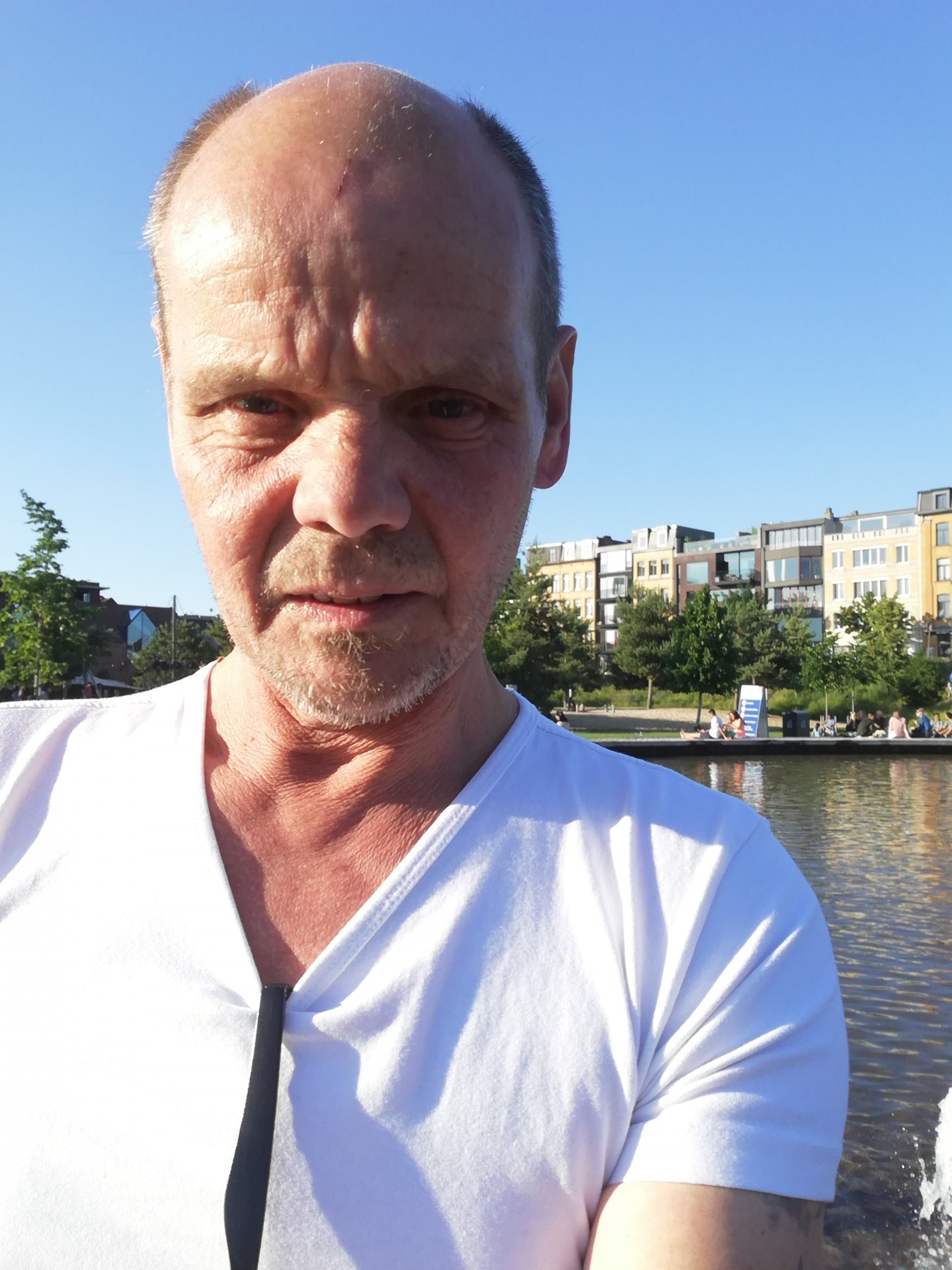 Guido  uit Antwerpen,Belgie