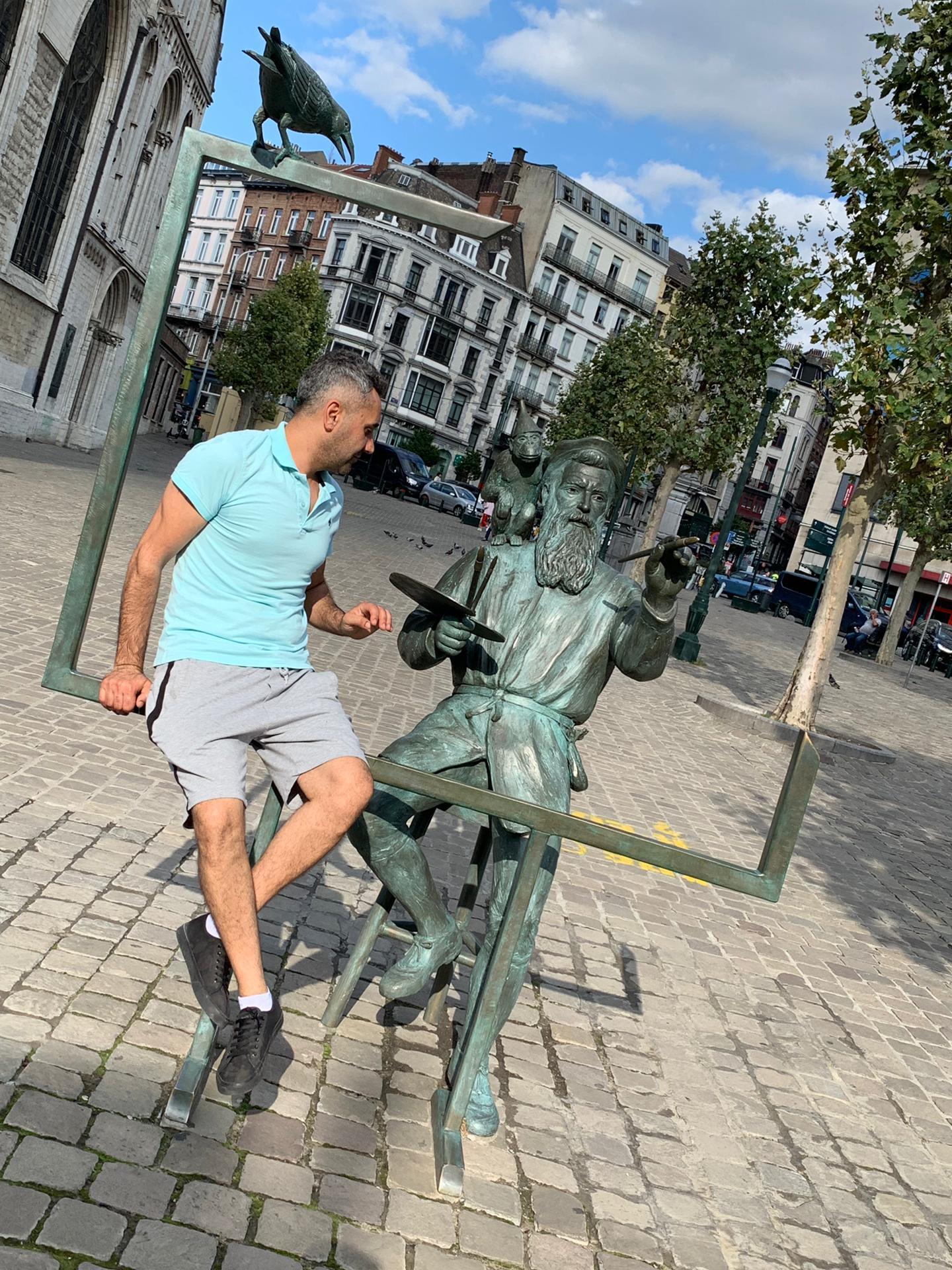 Hector uit Antwerpen,Belgie